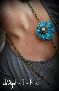 Petits colliers textiles... dans bijoux en couleur... laure1-062-196x300