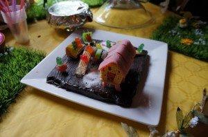Décoration de gâteau d'anniversaire... dans home sweet home DSC02342-300x198