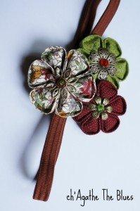Headband, bijou de cheveux... liberty... dans bijoux en couleur... DSC02633-199x300